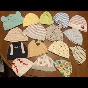 Infant Hats.